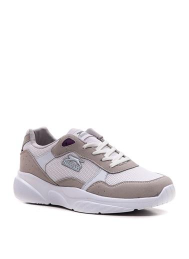 Slazenger Inka Kadın Koşu Ayakkabısı Beyaz